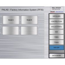 Paperless Factory Information System