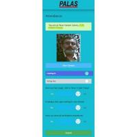 Palas Contactless Employee Attendance (PCEA) software