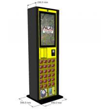 Palas Smart Dispensing Vending System