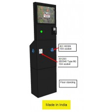 Palas Self Service System EV charging stations
