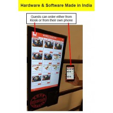 Palas Self Ordering Systems for in-restaurant use